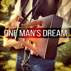 One Man's Dream – Guitar Dreamer Music for Meditation, Relax, Daydream, Sleep, Wellness, Spa Day, Soothing Yoga, Country Music