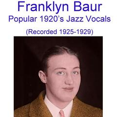 Popular 1920's Jazz Vocals (Recorded 1925-1929)