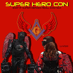 Super Hero Con - Single