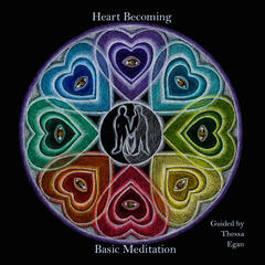 Heart Becoming Basic Meditation