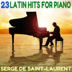 23 Latin Hits for Piano