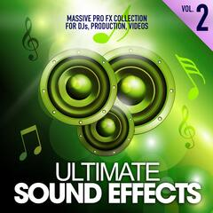 Ultimate Sound Effects, Vol. 2