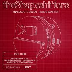 Analogue to Digital - Album Sampler, Pt. 3