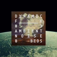 Dynamic Fx 3 - Ambient Noise & Beds