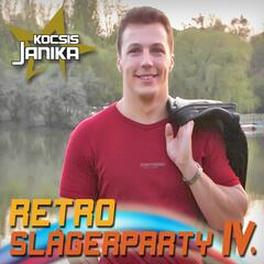 Retro Slágerparty, Vol. 4