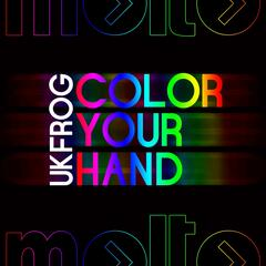 Color Your Hand