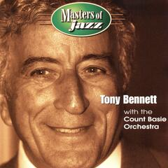 Masters of Jazz: Tony Benette with the Count Basie Orchestra