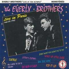 The Everly Brothers Live in Paris