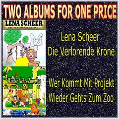 Two Albums for One Price - Lena Scheer & Wer Kommt Mit Projekt