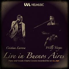Live in Buenos Aires: Piano and Vocals Chart Hits