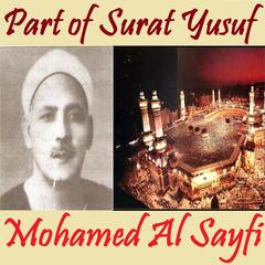 Part of Surat Yusuf
