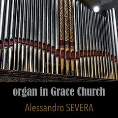 Organ in Grace Church