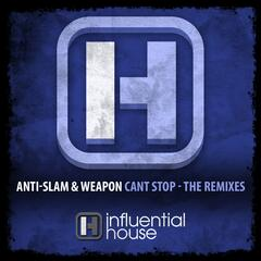 Can't Stop - The Remixes