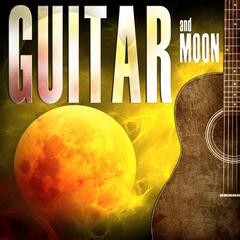 Guitar and Moon