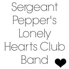 Sergeant Pepper's Lonely Hearts Club Band Vol.4