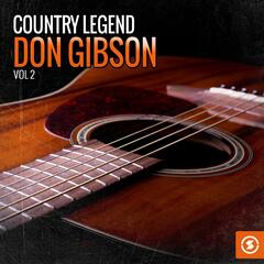 Country Legend: Don Gibson, Vol. 2