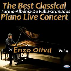 The Best Classical Piano Live Concert, Vol. 4