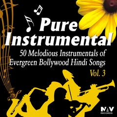 Pure Instrumental - 50 Melodious Instrumentals of Evergreen Bollywood Hindi Songs, Vol. 3