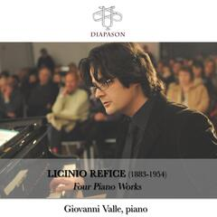 Licinio Refice: Four Piano Works