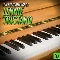 Live Performance of Lennie Tristano