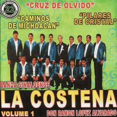 22 Exitos De La Costena Vol.1