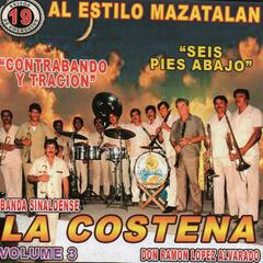 19 Exitos De La Costena Vol.3