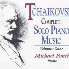 Tchaikovsky: Piano Music (Complete), Vol. 1