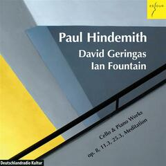 Hindemith: Three Pieces, Op. 8; Sonata, Op. 25.3; Sonata, Op. 11.3; Meditation from 'Nobilissima Visione'