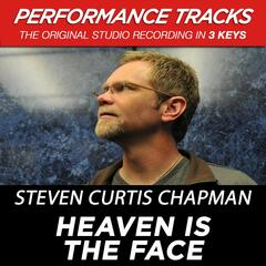 Heaven Is the Face (Performance Tracks) - EP