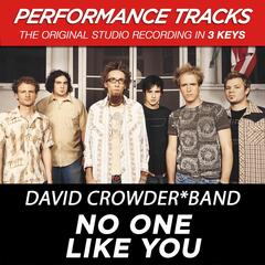 No One Like You (Performance Tracks) - EP