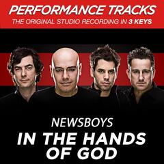 In the Hands of God (Performance Tracks) - EP