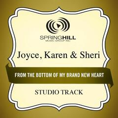 From the Bottom of My Brand New Heart (Studio Track)