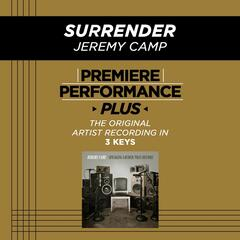 Surrender (Premiere Performance Plus Track)
