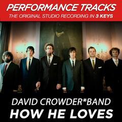 How He Loves (Performance Tracks) - EP