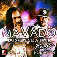 Don't Give a F#ck Remix (feat. Popcaan) - Single