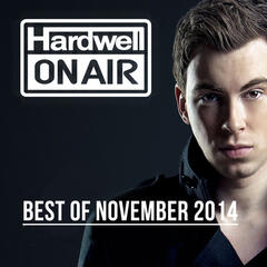 Hardwell On Air - Best Of November 2014
