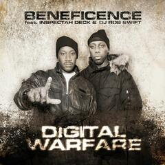 Digital Warfare (feat. Inspectah Deck & DJ Rob Swift)