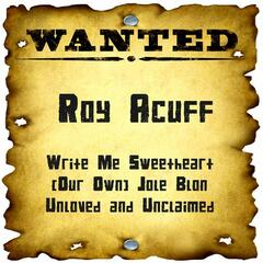 Wanted: Roy Acuff