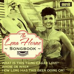 The Lena Horne Songbook