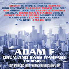 Drum and Bass Warfare - Disc 1: The Remixes