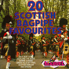 20 Scottish Bagpipe Favourites
