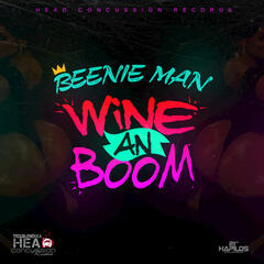Wine An Boom - Single