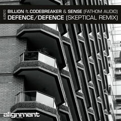 Defence (Skeptical Remix) [feat. Codebreaker & Sense] – Single