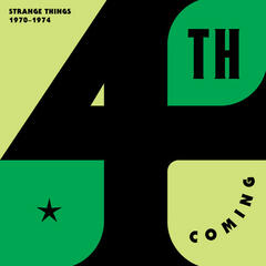 Strange Things (The Complete Works, 1970 - 1974)