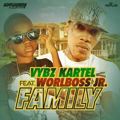 Family (feat. Worlboss Jr.) - Single