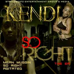"Kendi - So Right ""The EP"""