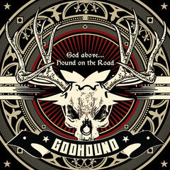 God Above... Hound on the Road - EP