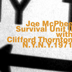 Joe Mcphee & Survival Unit II with Clifford Thornton at Wbai's Free Music Store (1971)