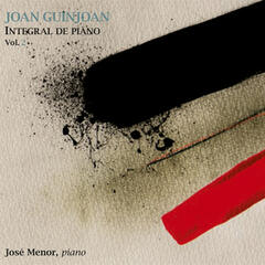 Joan Guinjoan: Integral de Piano. Vol 2