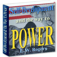 Self Development and The Way To Power